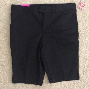 Brand new girls uniform shorts.